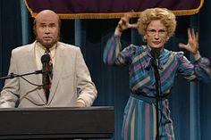 Marty Culp and Bobbi Mohan-Culp, and a hot mic.