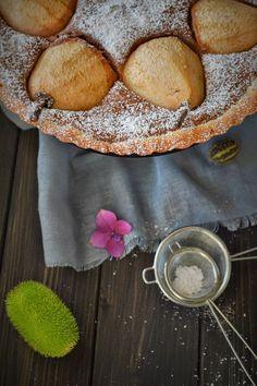 sugar meets chili: Birnen-Schokoladen-Tarte