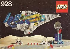 Thousands of complete LEGO building instructions by theme. Here you can find step by step instructions for most LEGO sets. Lego Mecha, Vintage Lego, Classic Lego, Classic Toys, Peter Et Sloane, Instructions Lego, Best Lego Sets, Old Lego Sets, Lego Space Sets