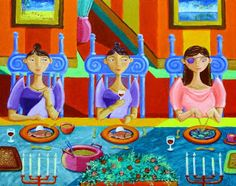 Art from The Philippines on painter Paul Hilario Filipino Art, Philippine Art, Hilario, 3 Arts, Naive Art, Portfolio Website, What Is Life About, Three Dimensional, Philippines