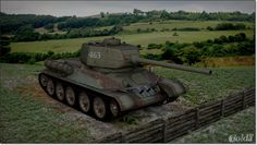 T34 in a new outfit :)