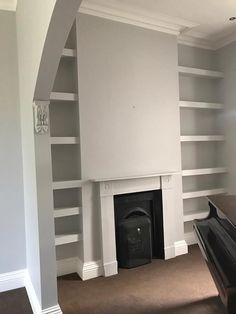 Shelving by Gibbs Carpentry, Dublin, Gibbs Carpentry Services - TrustedPeople. Bookcase Shelves, Shelving, Carpentry Services, Tv Unit, Dublin, Bespoke, Home Decor, Shelves, Taylormade