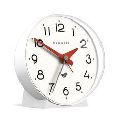 Bubble 2 Alarm Clock White | SHOP Cooper Hewitt