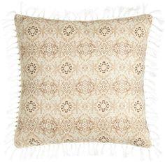 "Pine Cone Hill Alanya Pillow, 20""Sq."
