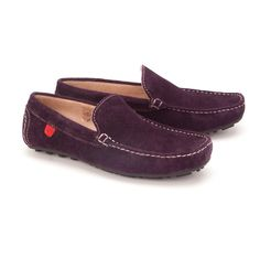 Buy Loafers for Boys Baby - Footwear - Cireo Purple Loafers Online India | The Little Shopper