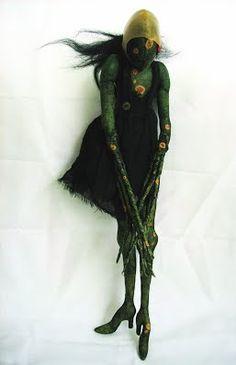 Nor - Molly Fishskins Art Dolls