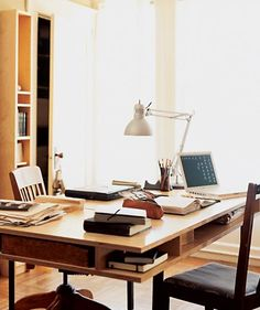 Sneak in Some Storage | Living in an apartment, or in an older home with tiny rooms, can present a challenge: how to make your limited space seem larger. Try these easy home-decorating ideas.