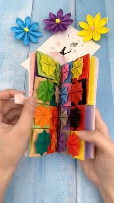 Paper Crafts Origami, Cardboard Crafts, Origami Art, Clay Crafts, Animal Crafts For Kids, Art Drawings For Kids, Diy Crafts Hacks, Crafty Craft, Valentine Crafts