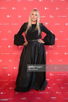 Collette Dinnigan attends the inaugural Museum of Applied Arts and Sciences (MAAS) Centre for Fashion Bal at Powerhouse Museum on February 1, 2018 in Sydney, Australia.  (Photo by Mark Metcalfe/Getty Images)