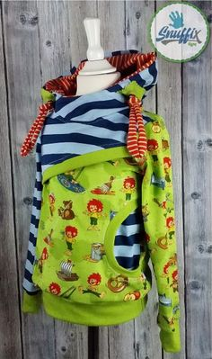 Sewing For Men Pumuckl Issy Hoody. Saved as a sewing inspiration. Love those layers and colors Love Sewing, Sewing For Kids, Sewing Clothes, Diy Clothes, Toddler Outfits, Kids Outfits, Beautiful Color Combinations, Kind Mode, Baby Dress