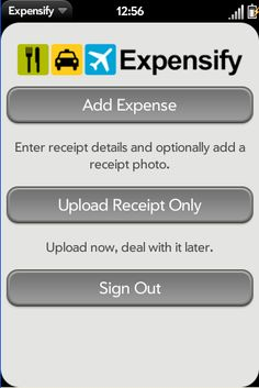 EXPENSIFY ~ Digitally track and store all your business expenses and mileage -- which is great for those of us on the road a lot. It connects with hundreds of different bank accounts and credit cards, offers helpful graphs and reports, and even allows you to track cash expenses just by snapping a picture of the receipt!