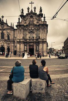 Igreja dos Extintos Carmelitas, Porto