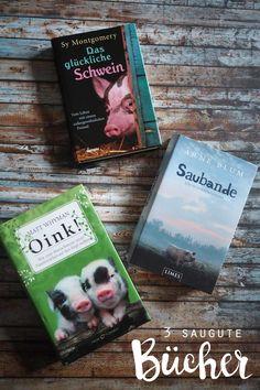 KuneCoco • 3 saugute Bücher Montgomery, Blogging, Cover, Books, Libros, Book, Book Illustrations, Libri