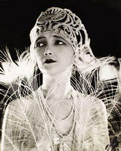 Silent actress Jetta Goudal, c. 1920's.