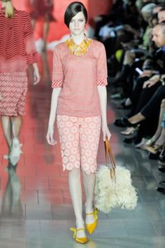808c385ee8ef Frockage  Tory Burch Spring 2012 collection - myLusciousLife
