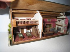 Pic 2 of 2 ~ Villlage Pub, the Swan, 1/144th scale... 160.00, via Etsy.