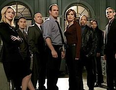 Law and Order Special Victims Unit. With their second best cast. Replace Casey with Cabbot.