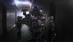 ghule-01, hAIU-0042 droid, patricio (ninosboombox ) razo on ArtStation at https://www.artstation.com/artwork/ZGYAN