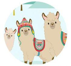 "Motiv-Fotokarton ""Lama 2"" Alpacas, Alpaca Stuffed Animal, Alpaca Animal, Pinterest Foto, Homemade Stuffed Animals, Cute Llama, Pet Pigs, Foto Instagram, Instagram Highlight Icons"