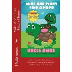 Reviewed by Tania Staley for Readers' Favorite  Mike and Pinky Find a Home, by Uncle Amos, is the story of two turtles, Mike and Pinky, who are looking for their home in the most unlikely places. When a construction crew destroys the pond they once called their home, Mike and Pinky are left alone to find a new home for themselves. But finding a home that is just as special as their old one is no easy task. Pick up a copy of this whimsical tale and travel with these lost turtles as they…