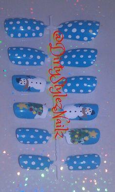snowmen Press Ons #art #nailart #nailgurl #nailgurlsc #nailswag #nailsdone #nailgasm #nailsaddict #nailsdesign #nailpolish #nailstagram #nailsoftheday #nailsofinstagram #nailartoninstagram #nailartclub #girls #naillacquer  #style #fashion #nailsoftheweek #nailcolor #nailartjunkie #polish #dirtystyleznailz #nails2inspire #nailsdid #nailpromote #nailsbydirtystyleznailz #nailstagram #nails #nailartpromote #nailartoohlala #nailart #nail #nailswag #nailartclub #naildesigns #nailstagram…