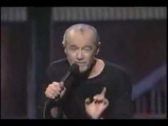 George Carlin - Arrogance of mankind