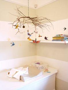 New-born nursery ideas