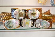 Southern Jewlz Online Store - Vintage Leather Cuff Bracelet (http://www.southernjewlz.com/vintage-leather-cuff-bracelet/)