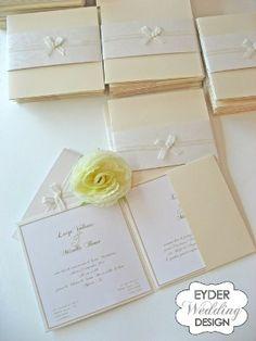 Partecipazioni Personalizzate - EYDER Wedding DESIGN