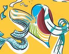 """Check out new work on my @Behance portfolio: """"Elaborato Bizzarro"""" http://be.net/gallery/41661131/Elaborato-Bizzarro"""