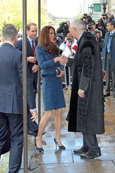 Kate Middleton Photos: Will and Kate at Goldsmith Hall