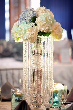 gatsby center pieces | Great Gatsby Centerpieces Great gatsby style weddings at