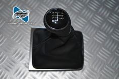 Neu Original Schaltknauf Leder 6 - Gang gear knob Vw Passat B6 B7 3AA 3AA711113F