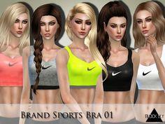 YA/A/Teen Found in TSR Category 'Sims 4 Female Athletic'