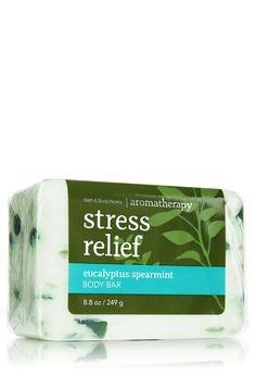 Eucalyptus Spearmint Body Bar - Aromatherapy - Bath & Body Works
