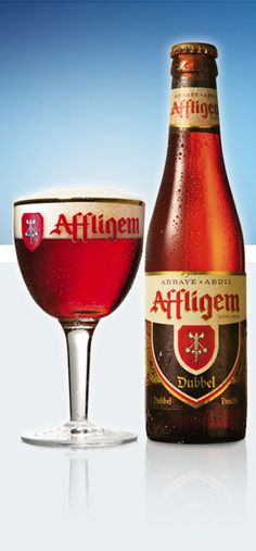Affligem Dubbel, 6.8%, nice special smoky burned malt?