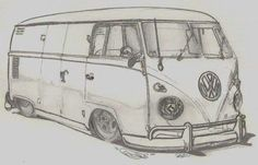 Vw drawing