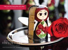 mini matryoshka doll cakes by konstadin
