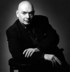 Jean Nouvel (1945) - French architect. Photo 2000 © Jeanloup Sieff