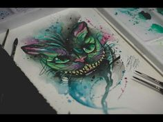 Cheshire Watercolor