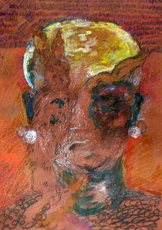 """In my head"" Painting Gouache, Saatchi Art, Original Paintings, Watercolor, The Originals, Watercolour, Watercolor Painting"