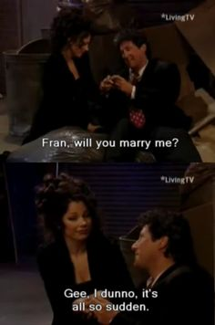 I love this show! This moment was perfect! It's was that FINALLY moment
