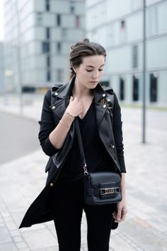COTTDS Cindy Van der Heyden Come Over to the Dark Side We Have Candy street style streetstyle fashion