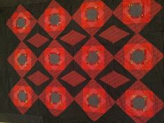 Diamonds and Squares challenge January 2014 by Jo Johnson