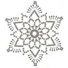 Crochet Patterns Needles askBolero Motif Chart – Snowflakes WorldUncategorized – Page 2 – maysoondo crochet huis na Stylowi. Crochet Snowflake Pattern, Crochet Stars, Crochet Snowflakes, Doily Patterns, Thread Crochet, Love Crochet, Crochet Stitches, Crochet Patterns, Crochet Diagram