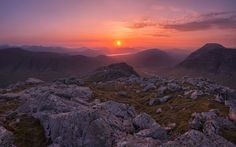 https://flic.kr/p/KdoAWY | Highland Dawn | Sunrise over the West Highlands of…