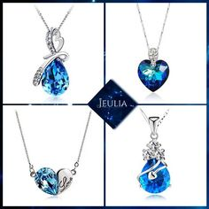 Which will you select? #jeulia #necklace #fashionjewelry