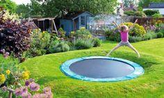 Friends of children  Garden idea      love this idea