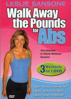 Leslie Sansone Walk Slim 4 Fast Miles It Really