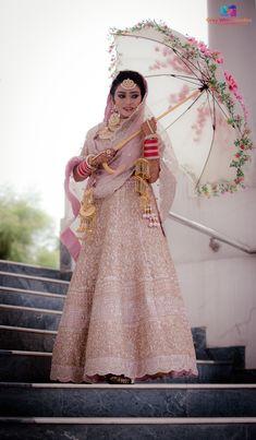 To buy bridal umbrella to whatsapp 9686876765 Indian Bridal Outfits, Indian Bridal Lehenga, Indian Bridal Fashion, Indian Bridal Wear, Pakistani Bridal Dresses, Punjabi Fashion, Indian Wear, Women's Fashion, Bridal Suits Punjabi